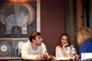 Interview ELEPHANT - Paris 2012