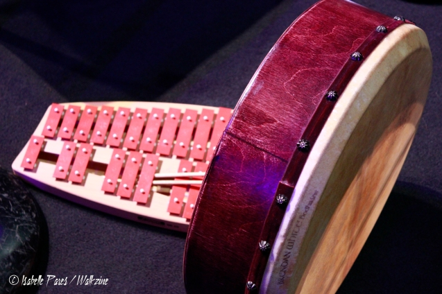 Clou percussions