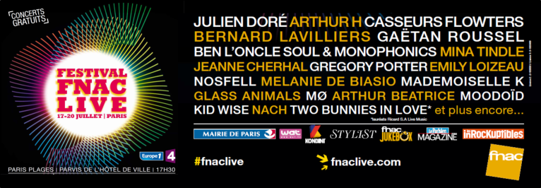 Fnac Live 2014
