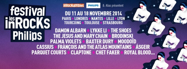 Les Inrocks 2014